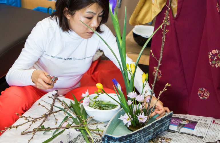 Ki Niseko Flower Making Workshop Lr 9