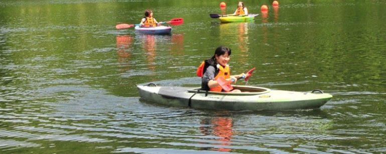 fun-kayaking