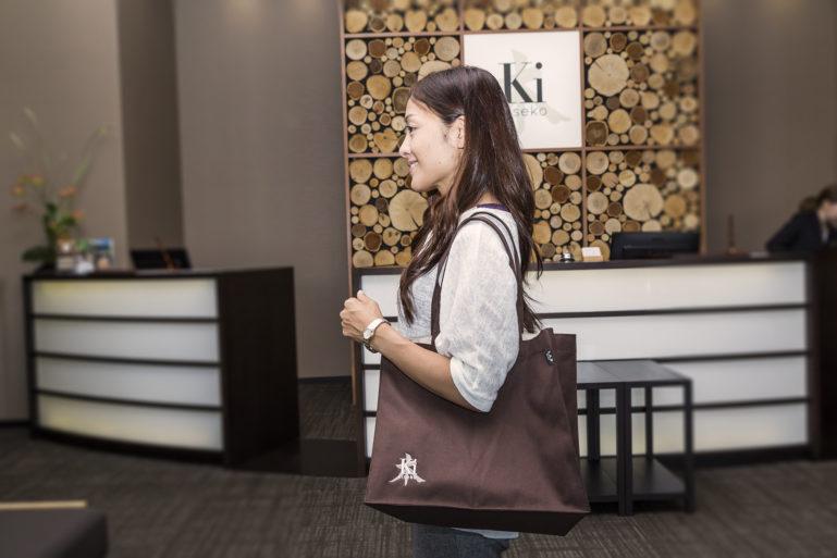 Ki Bag In Lobby