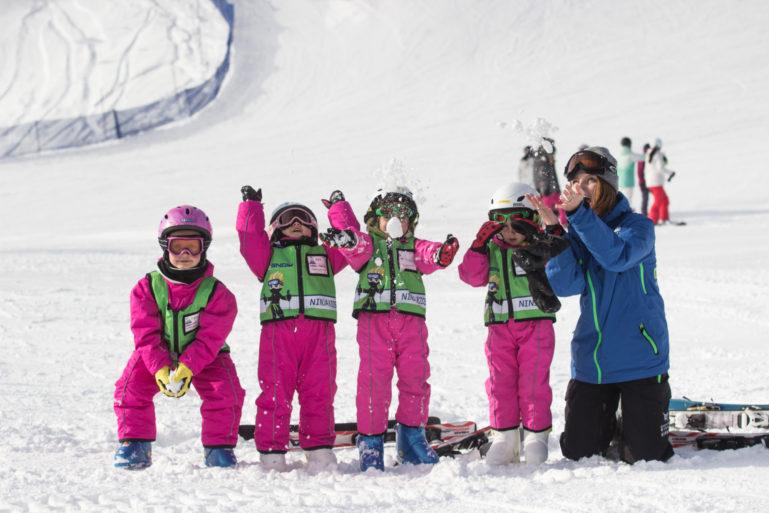 Kids Ski Free Niseko
