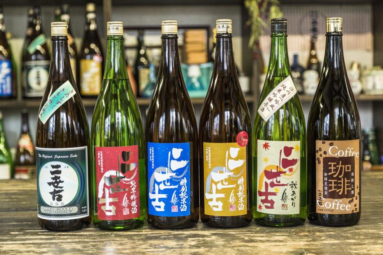 Sake Tasting 2