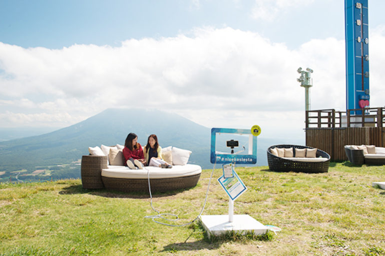 Summer Gondola Grand Hirafu