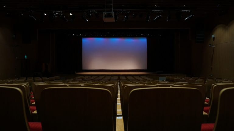 Theater Movie Screen
