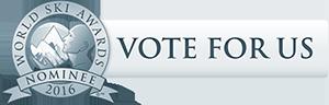 Japans Best Ski Boutique Hotel 2016 Vote For Us Button 300X96