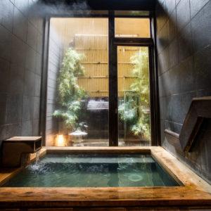 貸切個室温泉