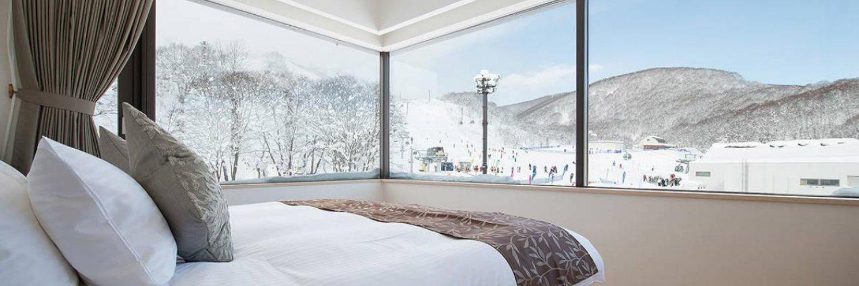 Ki Niseko 1 Bed Room Resort Side