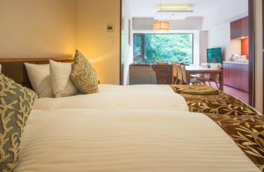 2018 1 Bedroom Resort Views Summer