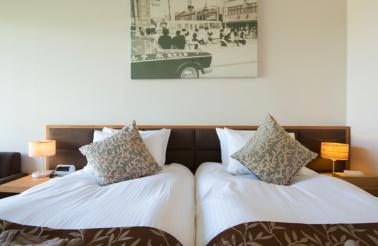 2018 Hotel Room Yotei Side