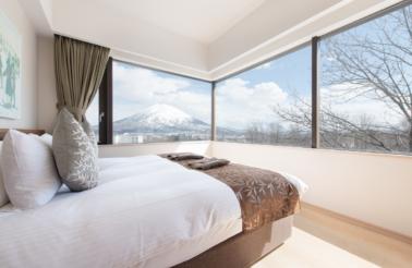 Ki Niseko 1 Bedroom Deluxe Bedroom Low Res 1