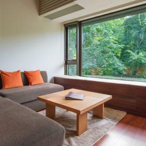2ベッドルームリゾートビュー客室一例
