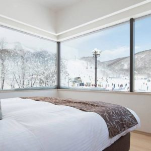 Ki Niseko 1 Bed Room Resort Side