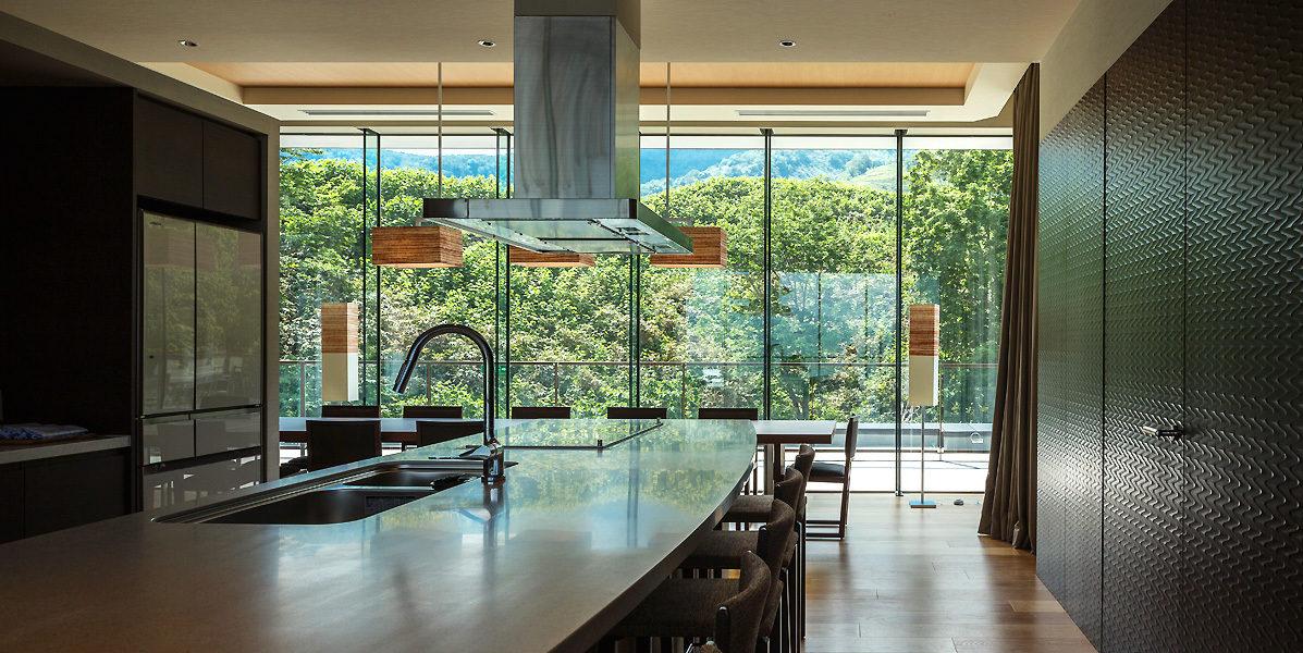 2018 Penthouse Kitchen