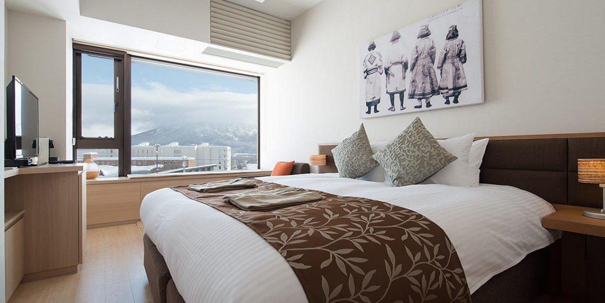Hotel Room Yotei View