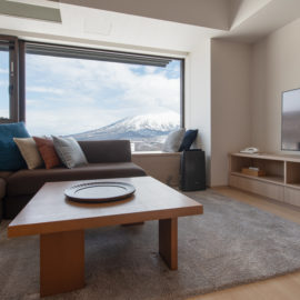 Ki Niseko 1 Bedroom Deluxe Living Room Low Res 2