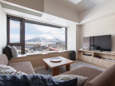 Ki Niseko Yotei Side 2 Bedroom Living Room Winter Low Res