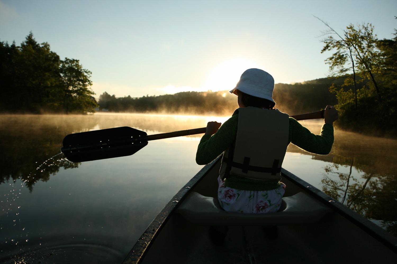 2018 Canoeing