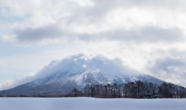Mt Yotei Winter Clouds Lr 2