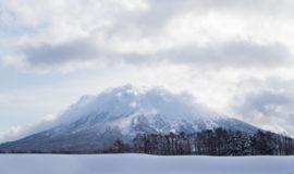 Mt Yotei Winter Clouds Lr 2