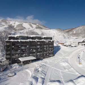 Ki Niseko: On the doorstep to world famous powder snow.